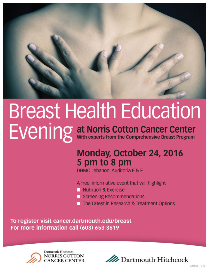 For breast health in